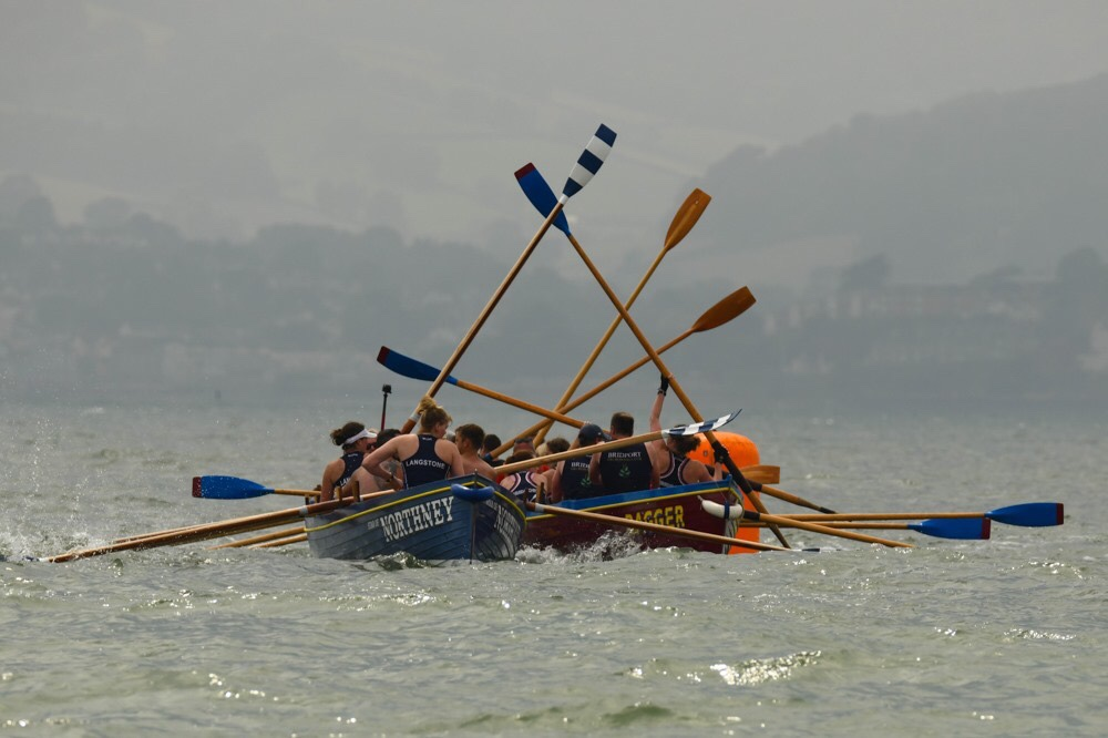 Exmouth Holds its First Gig Regatta